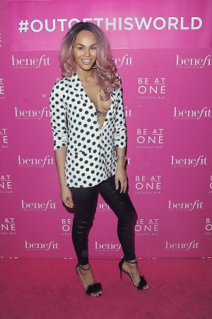 Talulah-Eve Brown at Benefit Cosmetics Global Launch Party