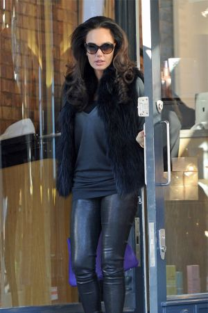 Tamara Ecclestone at a Salon in London
