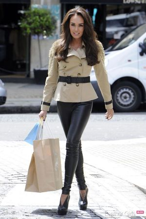 Tamara Ecclestone Shopping in London