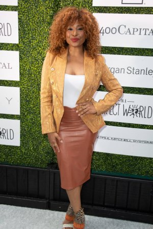 Tanika Ray at A World Of Good presented by In A Perfect World