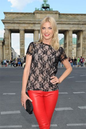 Tanja Bulter at Mercedes-Benz Fashion Week Berlin
