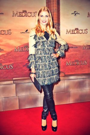 Tanja Bulter attends World premiere of the feature film THE MEDICUS