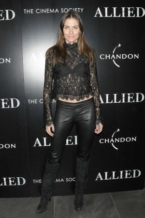 Tara Westwood attends Paramount Pictures & The Cinema Society