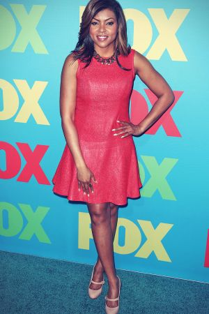 Taraji P Henson attends FOX 2014 Programming Presentation