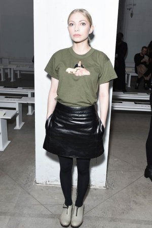 Tavi Gevinson attends the Creatures of the Wind collection