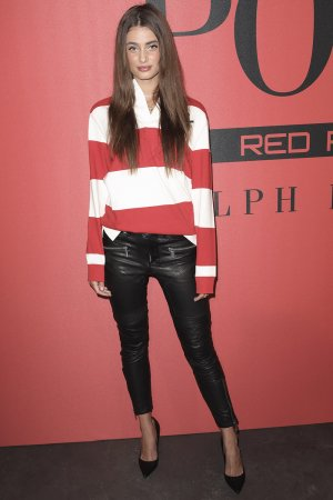 Taylor Hill attends The Ralph Lauren Fragrances Event