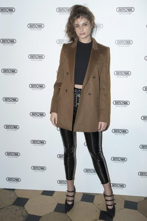 Taylor Marie Hill attends Rimowa 80th Anniversary Celebration