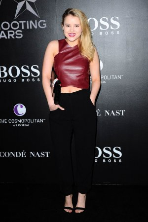 Taylor Spreitler attends W Magazine`s Shooting Stars Exhibit