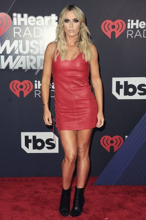 Teddi Jo Mellencamp attends iHeartRadio Music Awards
