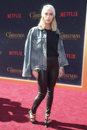 Teddi Jo Mellencamp attends The Christmas Chronicles Premiere