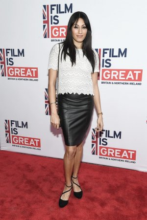 Tehmina Sunny attends Film is GREAT Reception honoring the British Nominees