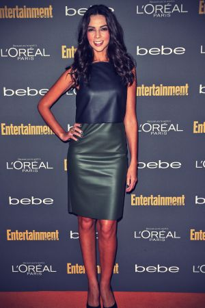 Terri Seymour attends Entertainment Weekly's Pre-Emmy Party