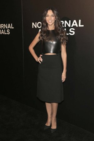 Terri Seymour attends Nocturnal Animals Premiere
