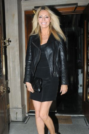 Tess Daly  N Candy Party Cavendish Square in London