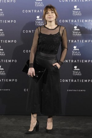 Thais Blume attends the Contratiempo premiere party