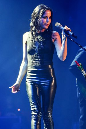 The Corrs performs at their UK Reunion Tour