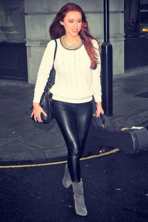 The Saturdays at BBC Radio 1 studios
