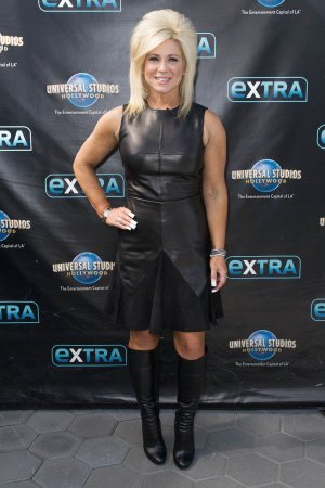 Theresa Caputo visits Hollywood Today Live