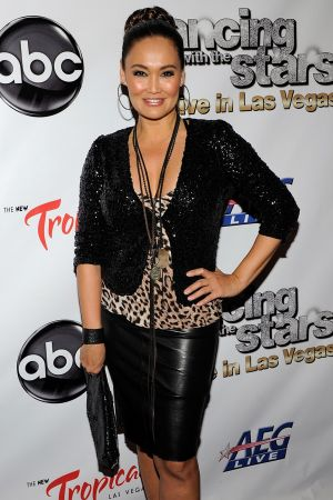 Tia Carrere Dancing With The Stars