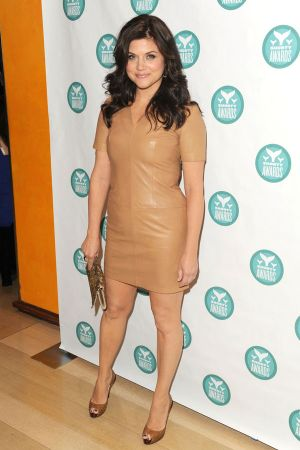 Tiffani Thiessen at 4th Annual Shorty Awards
