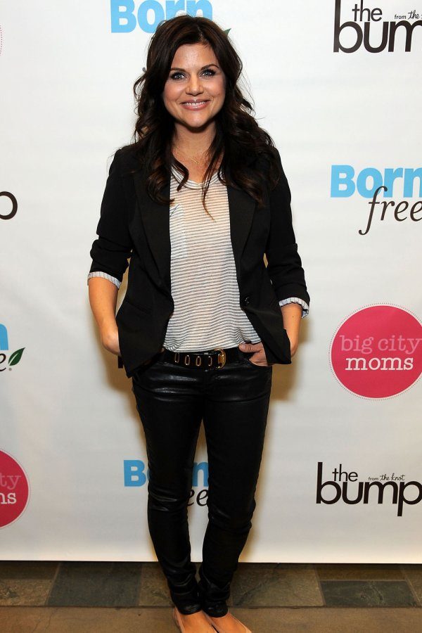 Tiffani Thiessen At Biggest Baby Shower Hosted By Big City