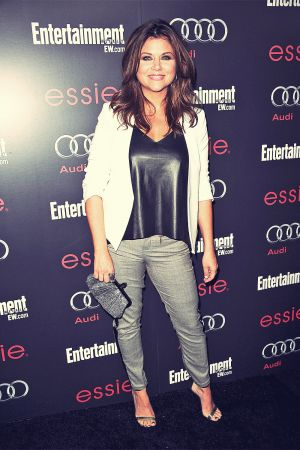Tiffani Thiessen attends Entertainment Weekly Pre-SAG Party