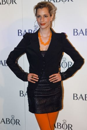 Tina Bordihn at Barbor Beauty Night 2012 in Koln