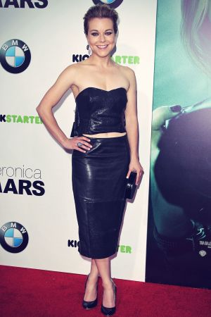Tina Majorino at the Veronica Mars Premiere