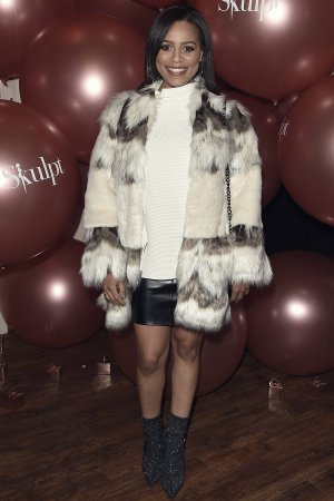 Tisha Merry attends Skulpt Non Surgical Clinic first birthday party