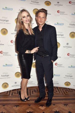 Tonya Kinzinger attends Autistes Sans Frontieres Gala Dinner
