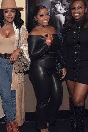 Toya Wright attends at FIFTY SHADES DARKER Atlanta Private Screening