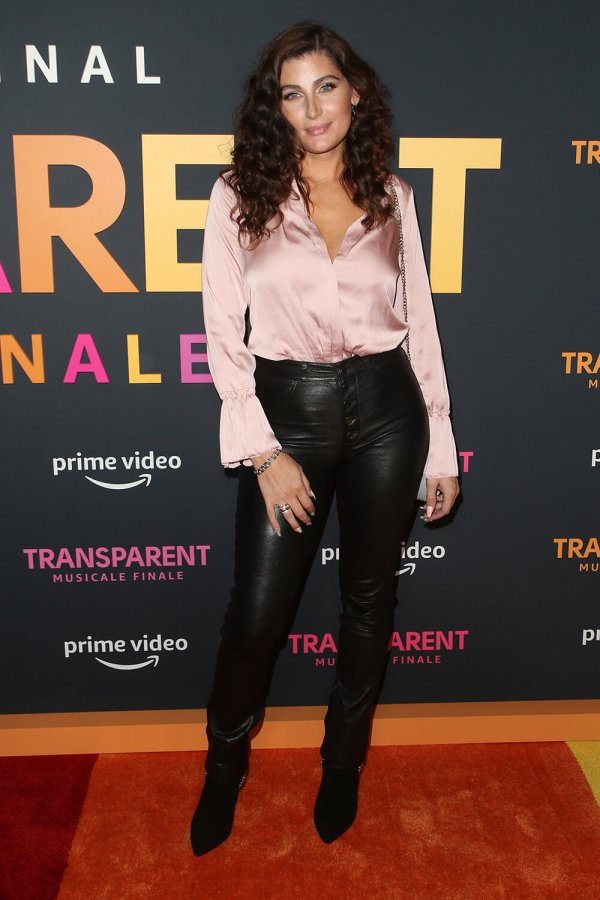 Trace Lysette attends Premiere of Amazon's 'Transparent Musicale Finale'