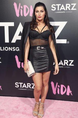 Trace Lysette attends Premiere of STARZ's Vida