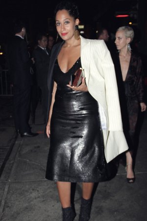 Tracee Ellis Ross at Met Gala afterparty