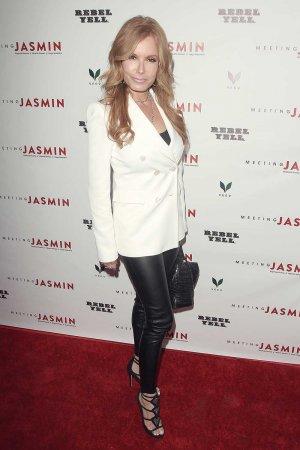 Tracey E Bregman attends JASMIN's LA Art Show