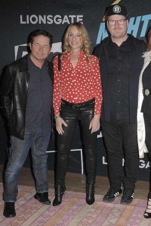 Tracy Pollan attends Nightcap TV series screening