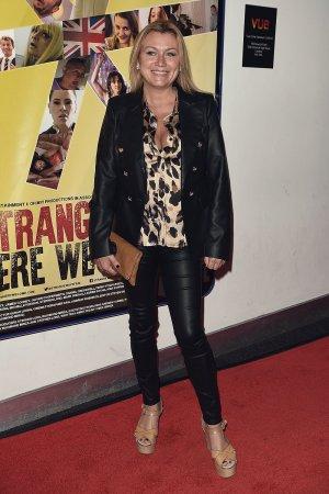 Tricia Penrose attends Strangeways Film Premiere