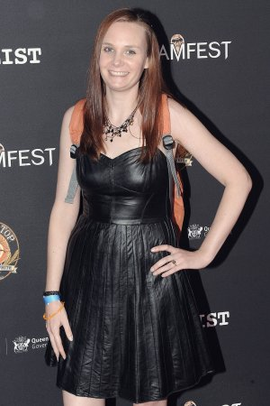 Trysta A Bissett attends Dead Ant premiere