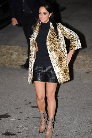 Tulisa Contostavlos leaving X Factor Show
