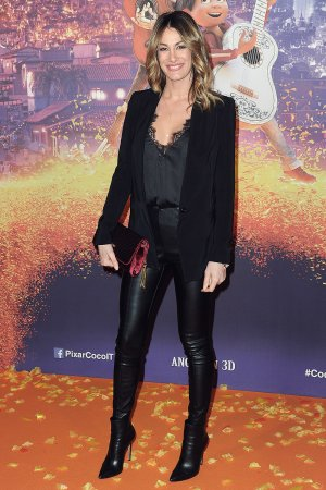 Valentina Bonariva attends Film Coco prewiew red carpet