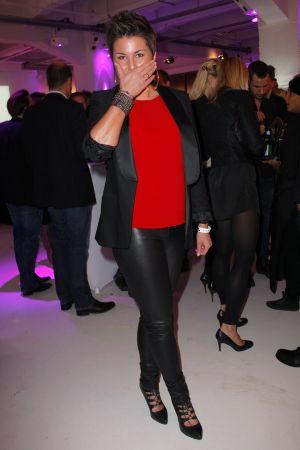 Vanessa Blumhagen at a Charity Event
