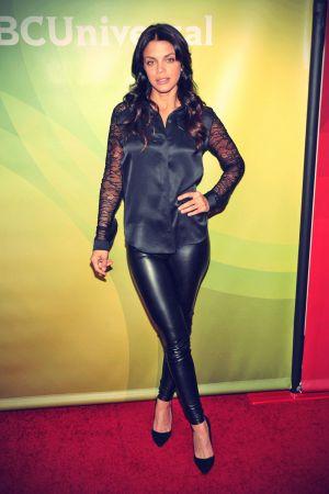 Vanessa Ferlito attends the NBC Universal Winter TCA Tour