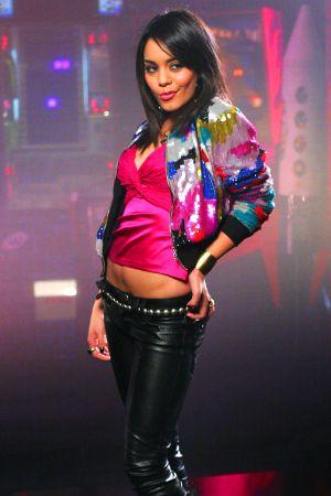 Vanessa Hudgens in promos for High School Musical