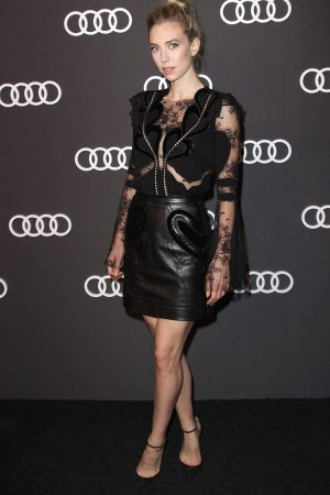 Vanessa Kirby attends Audi Emmy Party