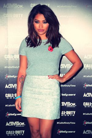 Vanessa White attends Call of Duty Ghosts launch event