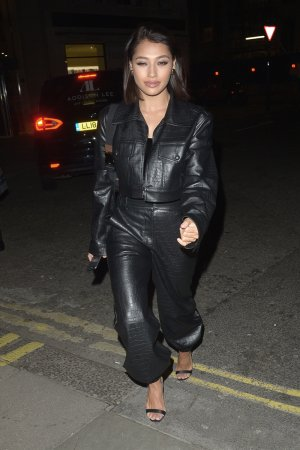 Vanessa White attends LFW 2019 Christian Louboutin Party