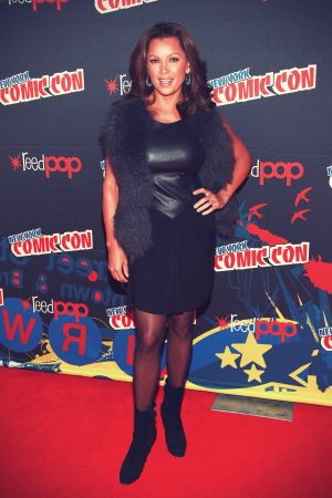 Vanessa Williams attends the 2012 New York Comic Con