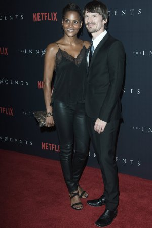 Verona Joseph attends The Innocents TV Show Screening