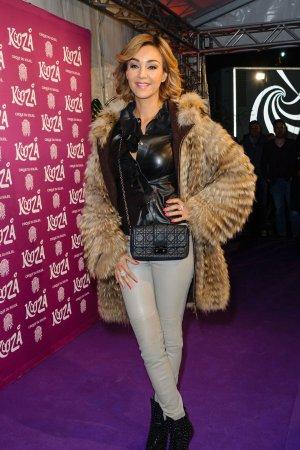 Verona Pooth at Premiere Cirque du Soleil Kooza