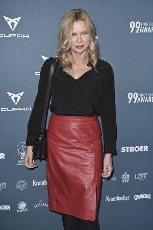 Veronica Ferres attends 99FIRE-FILMS AWARD